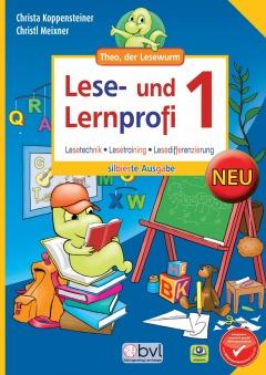 Lese- und Lernprofi 1 - silbierte Ausgabe