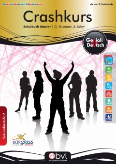 Genial! Deutsch - Crashkurs Master Edition Sek 2