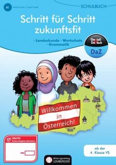 Genial! Deutsch - Schritt für Schritt zukunftsfit