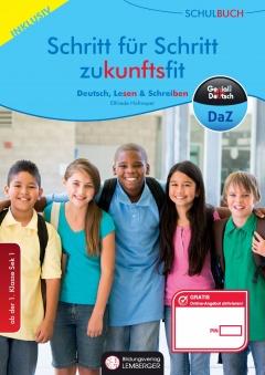 Genial! Deutsch - Schritt für Schritt zukunftsfit: Schulbuch