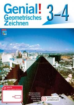 Genial! Geometrisches Zeichnen 3-4