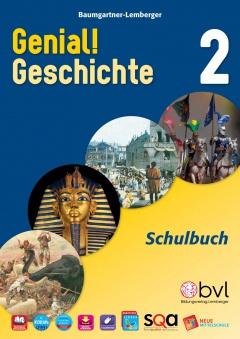 Genial! Geschichte 2 - Schulbuch