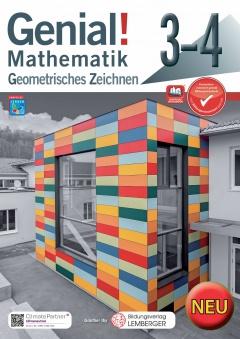 Genial! Mathematik Geometrisches Zeichnen 3-4