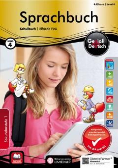 Genial! Deutsch 4 - Sprachbuch: Schulbuch