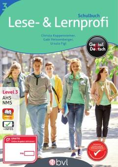 Genial! Deutsch 3 - Lese- und Lernprofi: Schulbuch