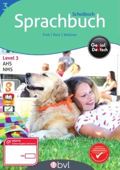 Genial! Deutsch 3 - Sprachbuch: Schulbuch