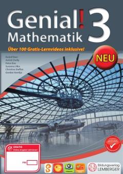 Genial! Mathematik 3 - Schulbuch