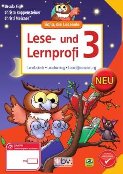 Lese- und Lernprofi 3 - Schulbuch NEU