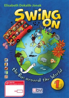 SWING ON the Bus around the World 1 - Pupil's book