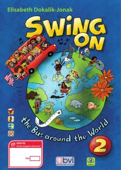 SWING ON the Bus around the World 2 - Pupil's book